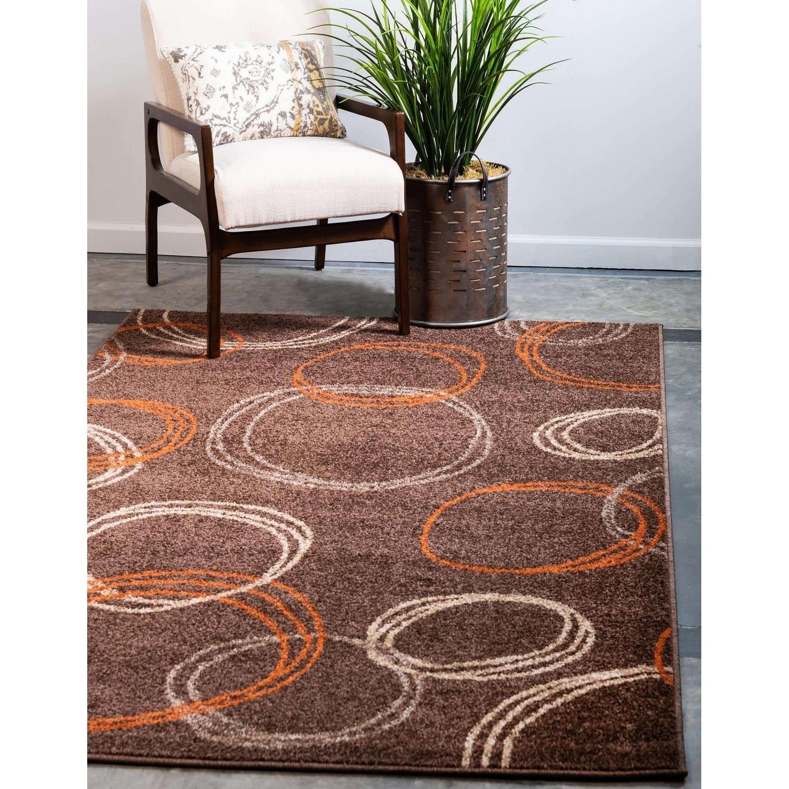 Unique Loom Autumn Cornucopia Area Rug On Sale Overstock 16305972