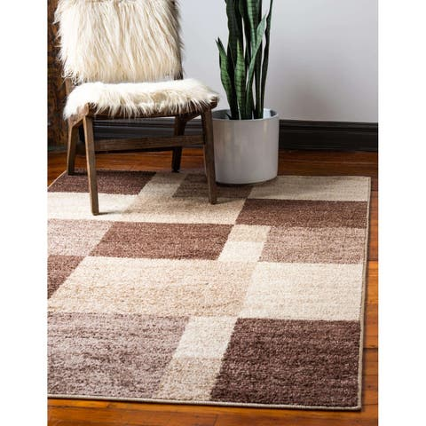 Unique Loom Autumn Providence Area Rug