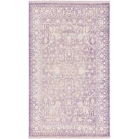 Unique Loom Olympia New Classical Area Rug - 5' x 8'
