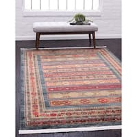Unique Loom Pasadena Fars Area Rug - 5' x 8'