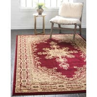 Unique Loom Louis Versailles Area Rug - 6' x 9'