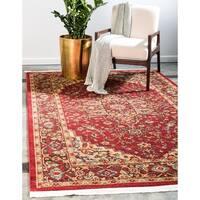 Unique Loom Ardashir Serapi Area Rug - 5' 0 x 8' 0