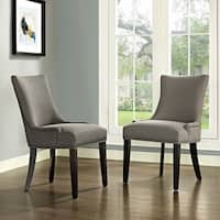 Marquis Set of 2 Fabric Dining Side Chair