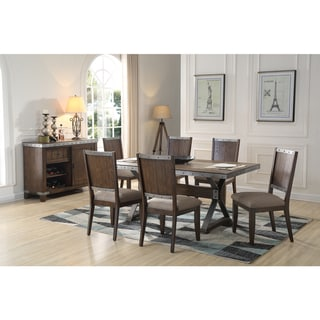 Best Master Furniture DX1520 Rectangular Dining Table
