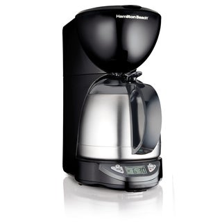 Recertified Hamilton Beach Programmable Thermal 10 Cup Coffeemaker