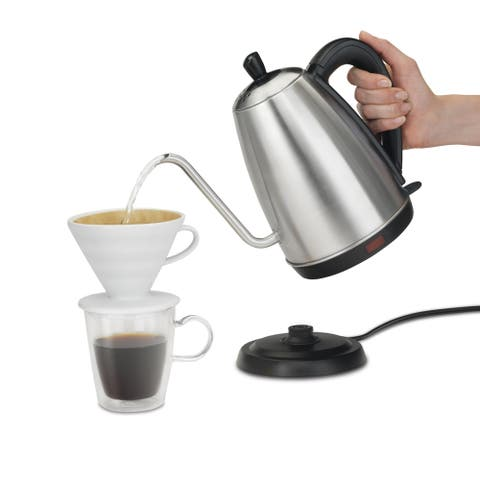 Hamilton Beach 1.2L Electric Gooseneck Kettle