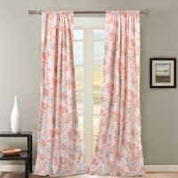 Cordelia 4-Piece Curtain Panel Pair