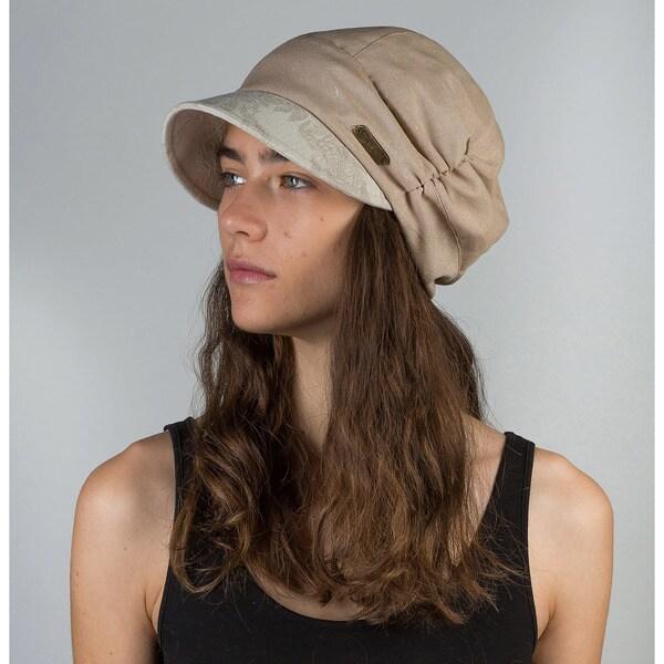 cd98d51a7ef856 Shop Hatch Idaho Casquette Soft Cotton & Linen Hat - Free Shipping ...