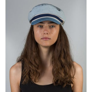 Hatch Athen Cadet Soft Cotton & Linen Hat