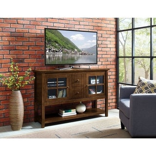 "52"" TV Console / Buffet Cabinet - 52 x 16 x 35h"