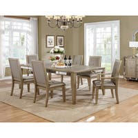 Best Master Furniture B1980 Dining Table - Bronze