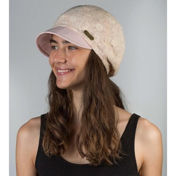 Hatch French Melbourne Casquette Soft Cotton & Linen Hat