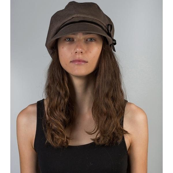 Hatch Paris Casquette Soft Cotton & Linen Hat