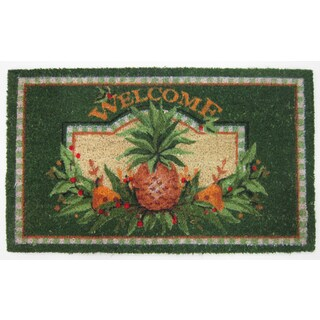 WELCOME PINEAPPLE COIRMAT