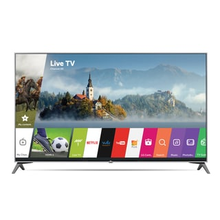 """LG 49"""" Class 4K HDR UHD LED Television With Smart Tv 49UJ7700"""