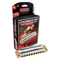 Hohner Marine Band Crossover Boxed Key Of G