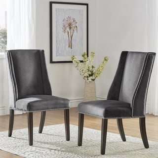 Wingback Chairs Dining Room Chairs Shop The Best Deals for Sep