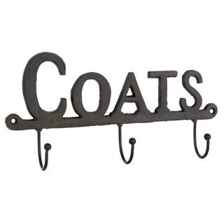 Cast Iron Coat Hanger