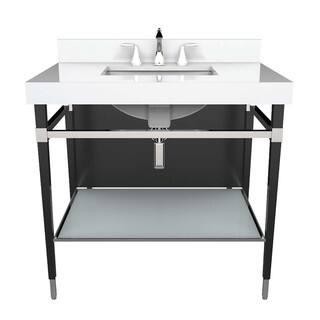 Stainless Steel Bathroom Vanities Amp Vanity Cabinets For