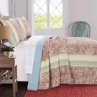 Palisades Pastel Bedspread Set