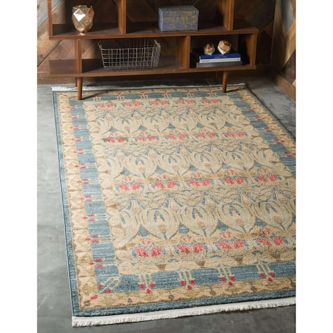 Unique Loom Carnation Edinburgh Area Rug