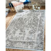 Unique Loom Athens New Classical Area Rug - 7' x 10'