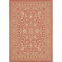Unique Loom Allover Outdoor Area Rug - 7' x 10'
