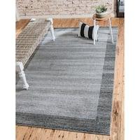 Unique Loom Abigail Del Mar Area Rug - 6' 0 x 9' 0