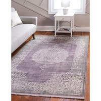 Unique Loom Olwen Arcadia Area Rug - 8' 0 x 10' 0