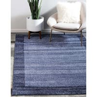 Unique Loom Abigail Del Mar Area Rug - 5' x 8'