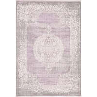 Unique Loom Olwen New Classical Area Rug - 7' x 10'