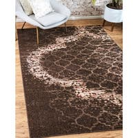 Unique Loom Baltimore Trellis Area Rug - 5' x 8'