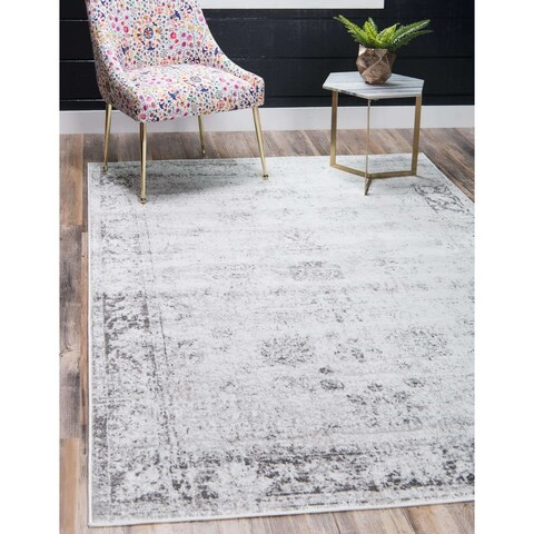 Unique Loom Casino Sofia Area Rug - 5' x 8'