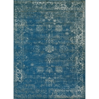 Unique Loom Casino Sofia Area Rug (8 x 11 - Blue)