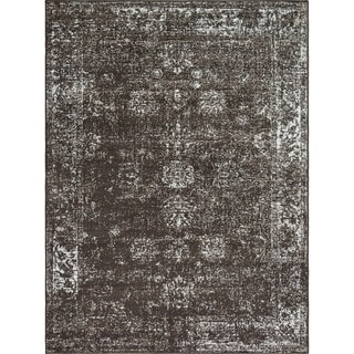 Unique Loom Casino Sofia Area Rug (9 x 12 - Brown)