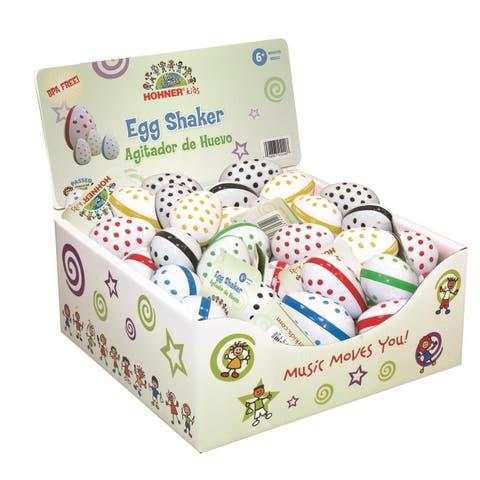 Hohner Kids Easy Grip Egg Shaker - Retail Display 40 Pack
