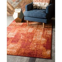 Unique Loom Autumn Plymouth Area Rug - 8' X 10'