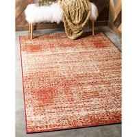 Unique Loom Autumn Traditions Area Rug - 8' x 10'