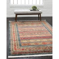 Unique Loom Pasadena Fars Area Rug - 7' x 10'