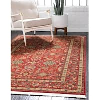 Unique Loom Larkspur Edinburgh Area Rug - 7' x 10'