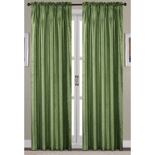 Clay Alder Home Eads 84-Inch Rod Pocket Curtain Panel