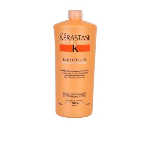 Kerastase Bain Oleo 34-ounce Curl Shampoo
