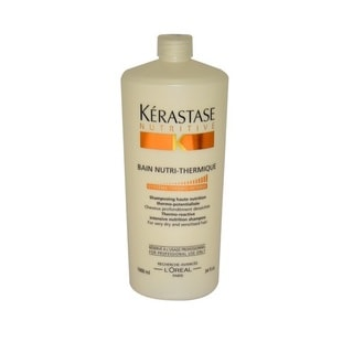 Kerastase Bain Nutri-Thermique 34-ounce Shampoo