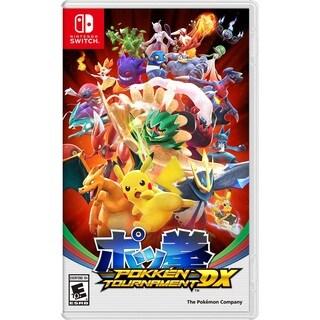 Nintendo Pokken Tournament DX, Nintendo Switch