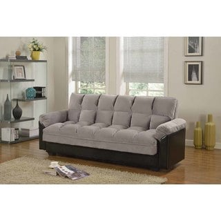 Best Master Furniture LV05 Adjustable Sofa Bed Futon