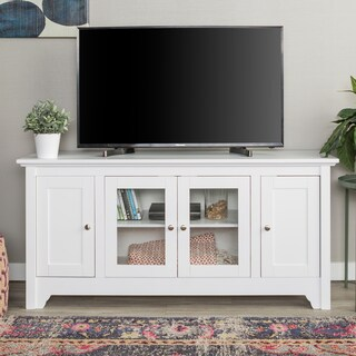 Maison Rouge Delille 52-inch Wood TV Media Stand Storage Console (2 options available)