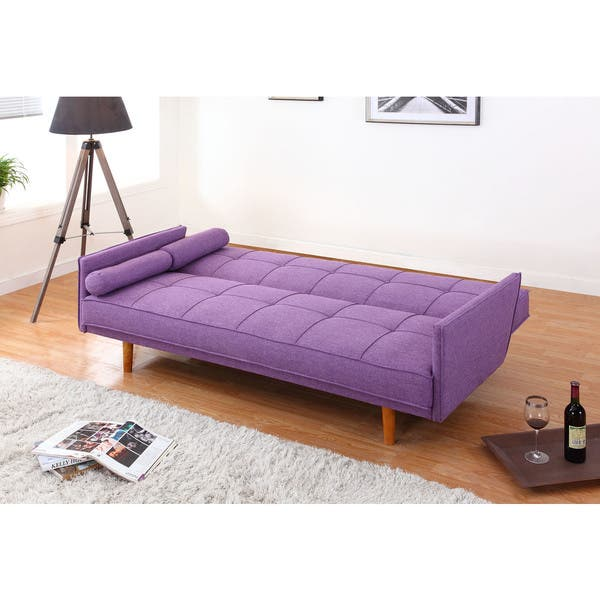 Tremendous Shop Best Master Furniture L33303 Linen Adjustable Sofa Bed Pabps2019 Chair Design Images Pabps2019Com
