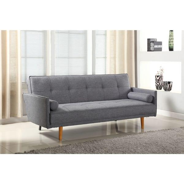 Swell Shop Best Master Furniture L33303 Linen Adjustable Sofa Bed Pabps2019 Chair Design Images Pabps2019Com