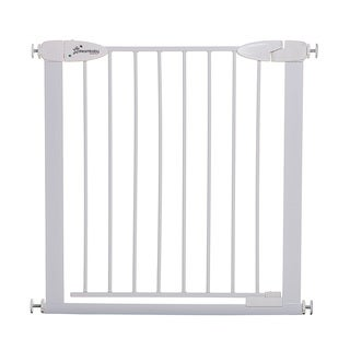 Link to Dreambaby Boston Magnetic Auto-Close Security Gate - White Similar Items in Child Safety