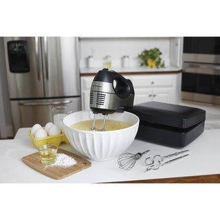 Hamilton Beach 6 Speed Hand Mixer With Quick Burst